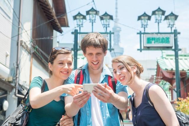 インバウンド向けwebサービスやアプリケーションの品質を、海外スマートフォンで実機テスト! ~訪日外国人観光客にも優しいITサービスを。「海外携帯端末検証パッケージ」4月4日サービス提供開始~