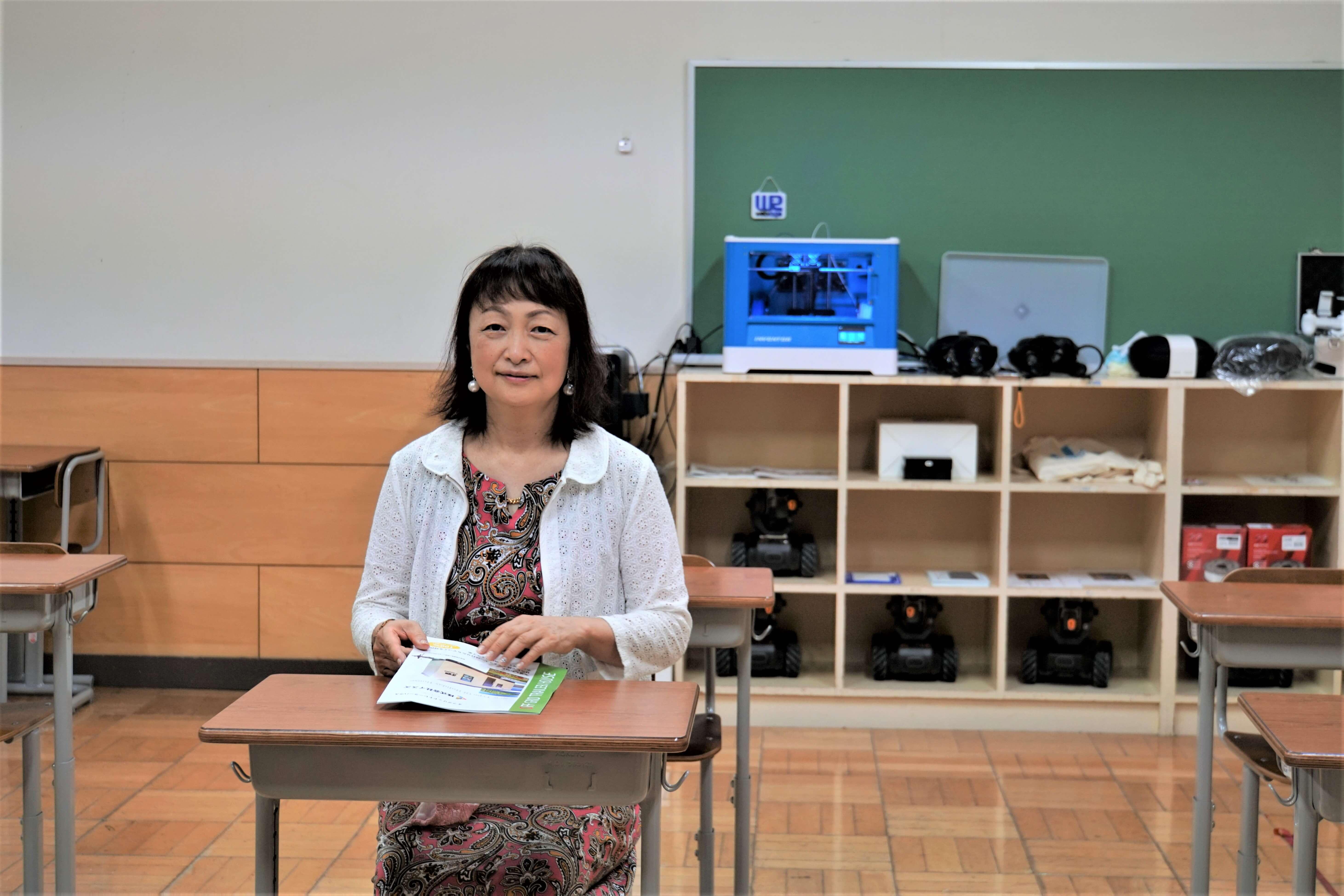ICT教育研究家の上松恵理子 博士(教育学)がウェブレッジのICT教育事業分野におけるアドバイザーに就任