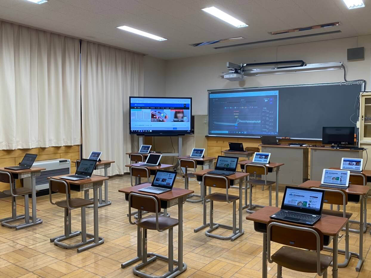 """GIGAスクール構想""対応端末とリアルな教室を使ってリリース前チェックを行う「GIGAスクール検証パッケージ」提供開始"